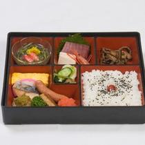 *松花堂弁当一例/ビジネスプランや日帰り用などにご用意可能です!