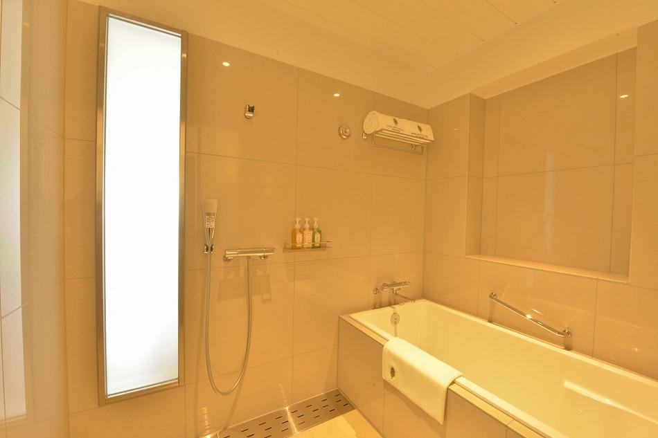 オーシャンウイング 客室バスルーム