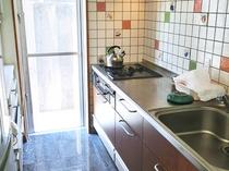 【キッチン】シンプルで使いやすいキッチン