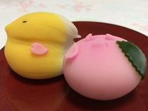 季節の和菓子(イメージ)
