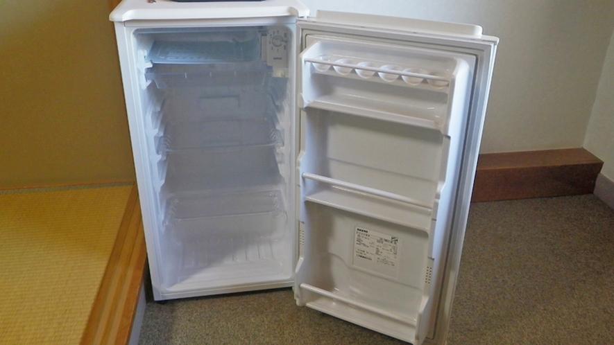 *【部屋】冷蔵庫/ご自由にお使いいただけます。