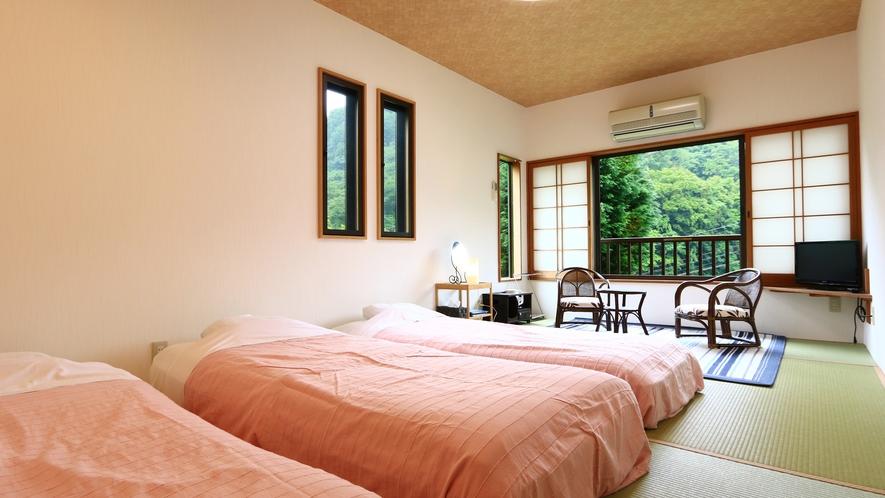 和室7.5畳【金木犀】ゆっくりと寛げる空間