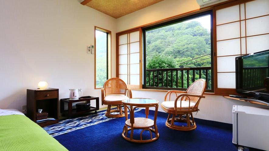 和室7.5畳【桃】のんびり過ごせる空間