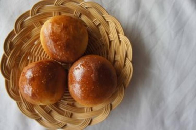 Breakfast ホームメイドパン