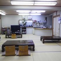 *【施設】コーヒー(無料)を提供している無料休憩所。