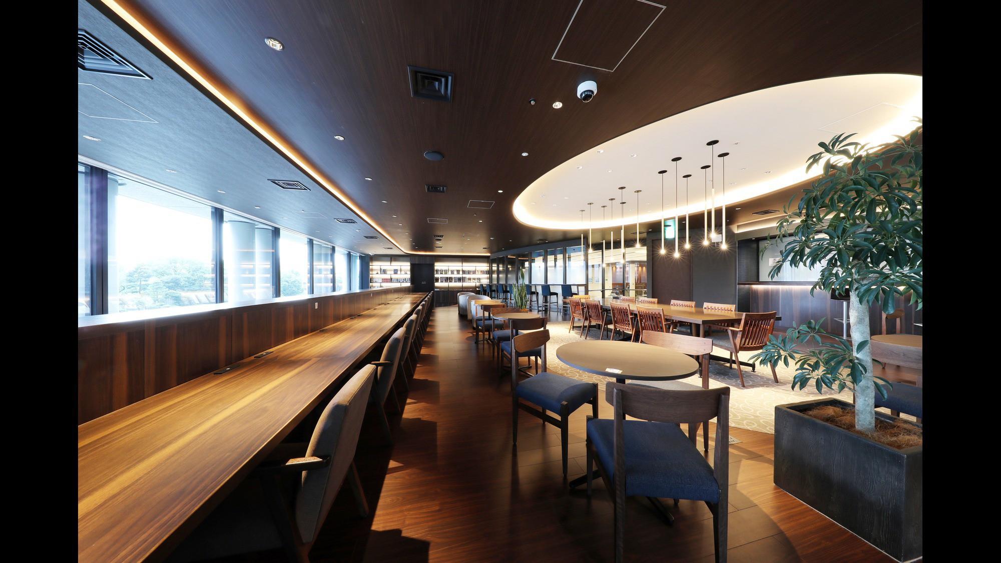 会員制シェアオフィス「Business-Airport」東京店