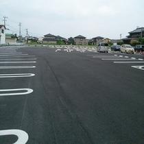 【無料平面駐車場】