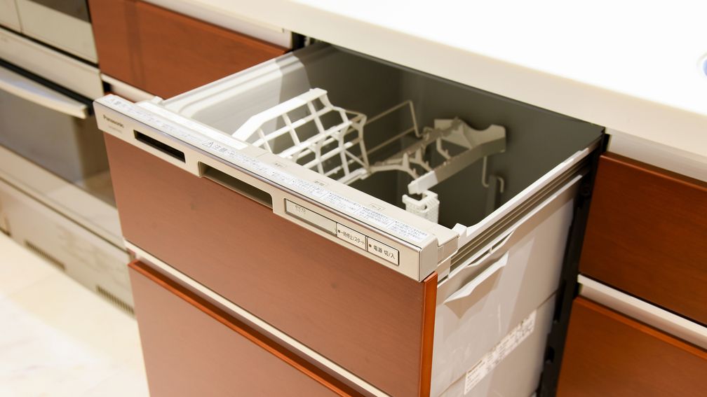 *部屋/キッチンには食洗機完備