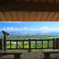 **【周辺観光】石垣島/バンナ公園展望台