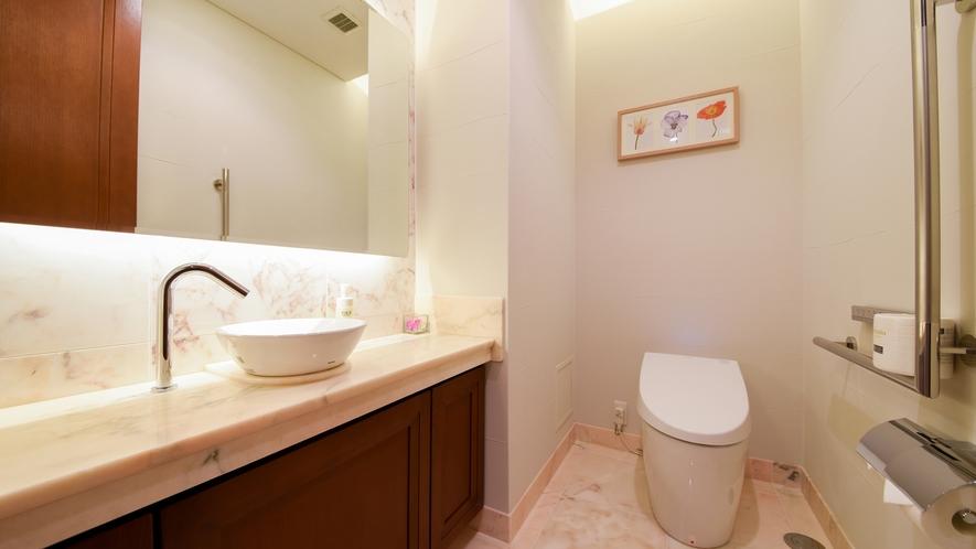 *部屋/お手洗い