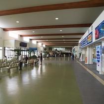 **【周辺観光】石垣島/離島ターミナル内