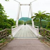 **【周辺観光】石垣島/バンナ公園聖紫花の橋