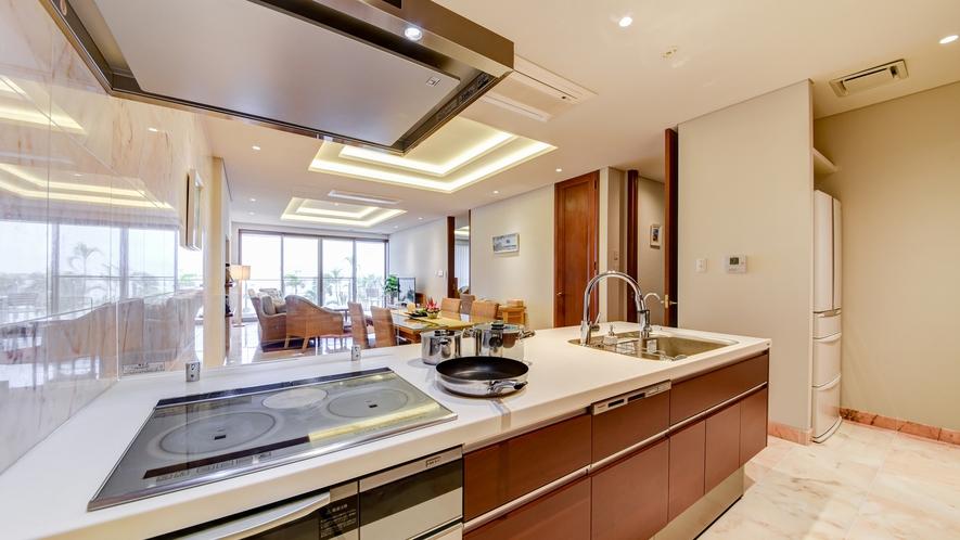 *部屋/キッチン