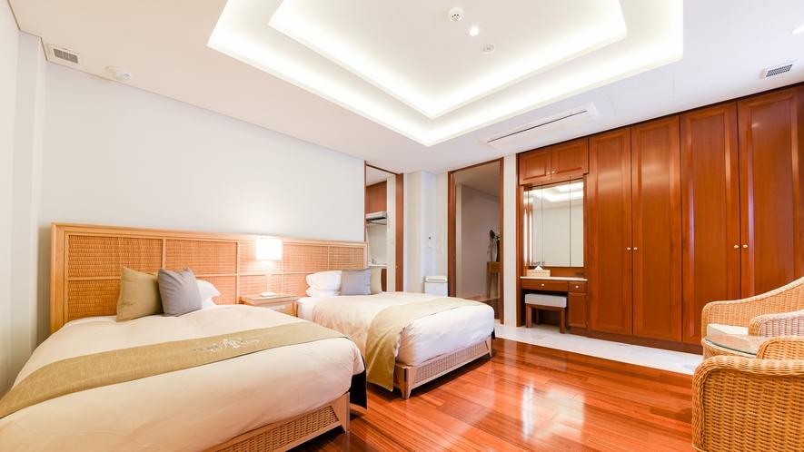 *部屋/ベッドルーム