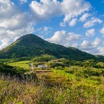 **【周辺観光】石垣島/玉取崎展望台からの景色