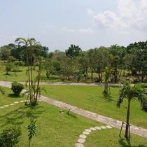 *ガーデンビュー/お部屋からの景色