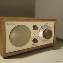 ■客室設備/Tivoli Audioを設置。Bluetoothにも対応(デラックスツインのみ)