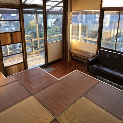日本庭園を一望できる2階個室3〜4名様用¥3100/人〜【現金特価】