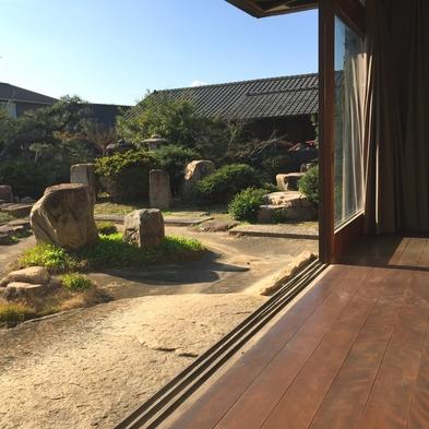 縁側と日本庭園がある古民家♪♪ 個室3〜5名様用¥2600/人〜