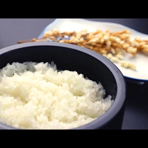 新潟県といえばコシヒカリ!お米の甘み・旨味が違います!!