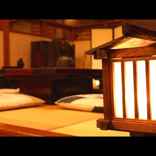 創業200有余年の歴史ある老舗旅館《綿屋旅館》