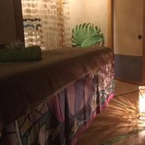 和室の施術室