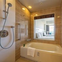 【ツインルーム】 バスルーム
