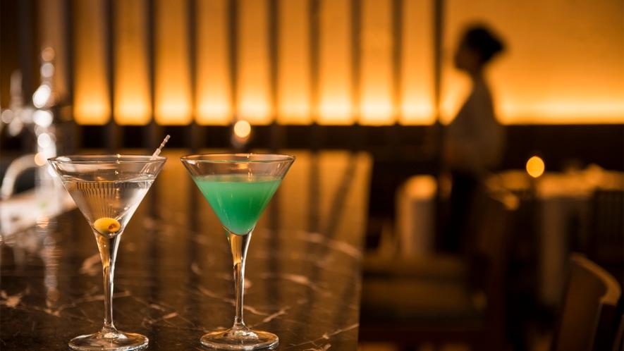 【CORRENTE】ディナー前や後の1杯にオリジナルカクテルを。