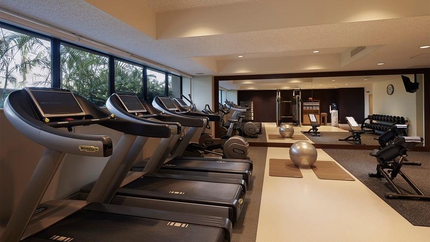 【1階 フィットネスセンター】 気持ちの良い汗をかいてリフレッシュ!ご宿泊のお客様専用。※無料