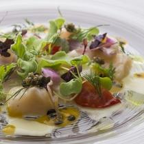 【CORRENTE】沖縄の食材をベースにコンテンポラリーかつ伝統的なイタリア料理をご用意いたします。