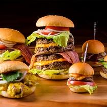 【mahru】ちょっと小腹が空いた時におすすめのハンバーガーセレクション。