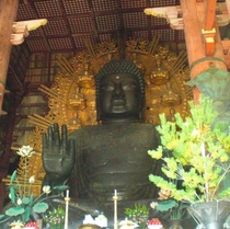 奈良東大寺の大仏