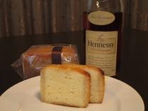 ブランデーケーキ(ハーフサイズ)