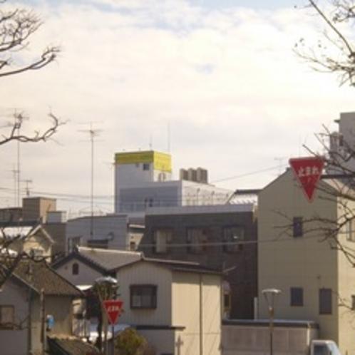 駅前からのホテル画像