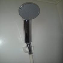 浴室シャワーヘッドの大きさに注目