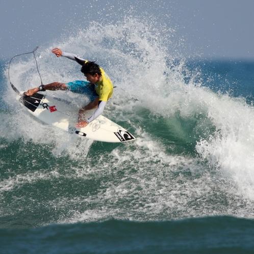 【お倉ヶ浜海岸】良質な波で有名なサーフスポットです!