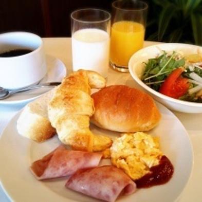 ★連泊限定★【客室清掃なし・朝食付】 朝食 エコ プラン♪