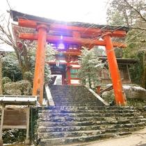 吉野水分(みくまり)神社