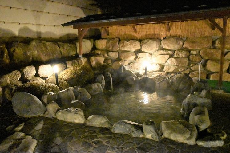 露天風呂(日帰り温泉)