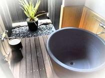 露天風呂付き部屋
