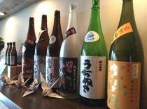 愛媛の地酒(画像はイメージです)