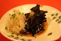 地野菜の煮物
