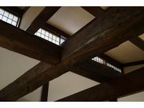 飛騨ヒノキの天井