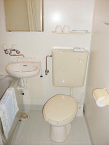 室内バストイレ