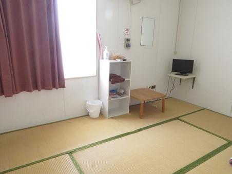 【禁煙】和室6畳【バス・トイレ共同】