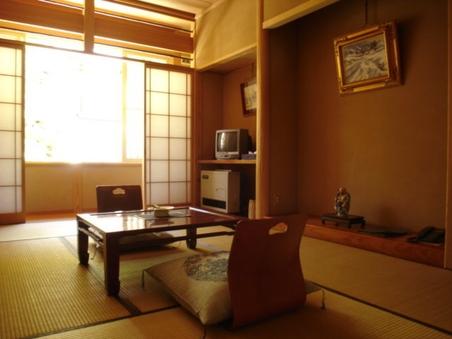 和室7.5畳(岩菅の間)