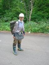 タケノコ採り〜私が採ってきました。