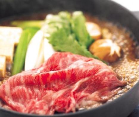【2食付・ポイント10倍】熊野牛☆私はすき焼き・私はステーキ付満福御膳&ご朝食は熊野古道弁当ぷらん