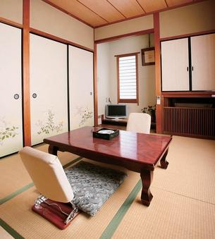 梅type:こじんまりと落ち着いた6畳和室