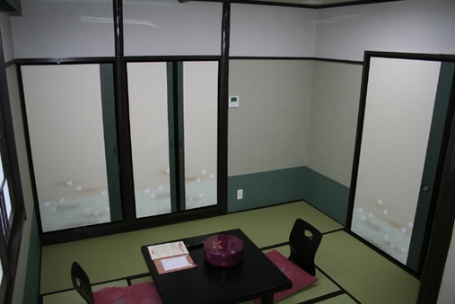 『和室』2〜3名様・2食付【トイレ付き/禁煙】